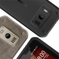 Le Nokia 800 Tough, un smartphone particulièrement robuste