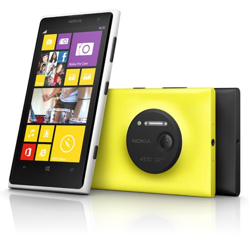 Le Nokia Lumia 1020 sera disponible en France à partir du 2 Octobre