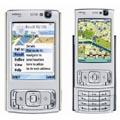Le Nokia N95 : un t�l�phone mobile GPS !