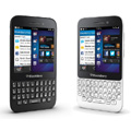 Le nouveau BlackBerry Q5 arrive en France