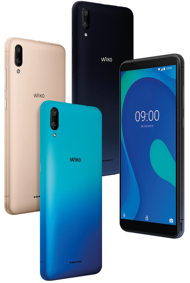 Le nouveau Wiko Y80 est prévu pour début juin