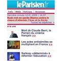 Le Parisien lance son portail Internet Mobile