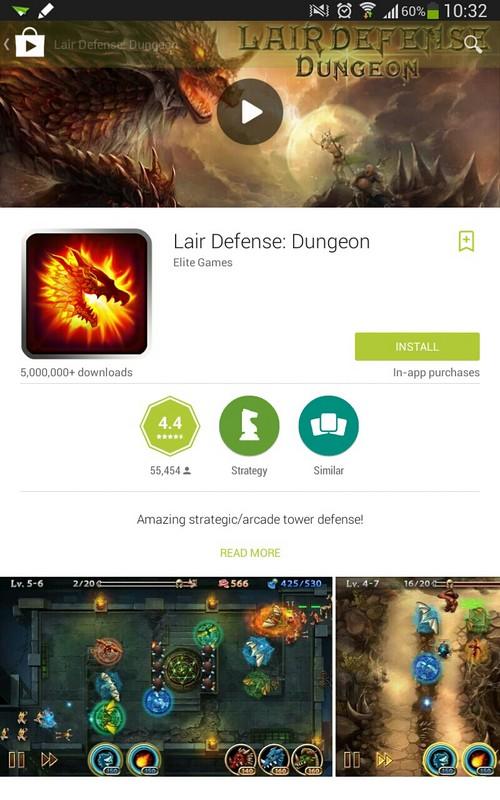 Le Play Store de Google change de look