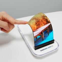 Samsung présente aujourd'hui son prototype d'écran étirable