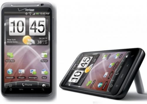 Le premier smartphone LTE pointe enfin le bout de son nez