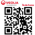 Le r�seau Veolia Transport Ile-de-France a d�sormais son TAG 2D