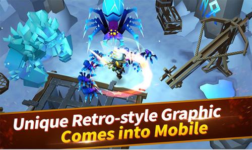 Le RPG d'action Legacy Quest débarque sur l'App Store pour iOS et Google Play