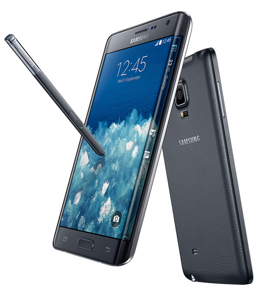 Le Samsung Galaxy Note Edge sera disponible courant décembre