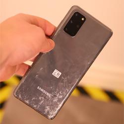 Le Samsung Galaxy S20+, est-il résistant ?