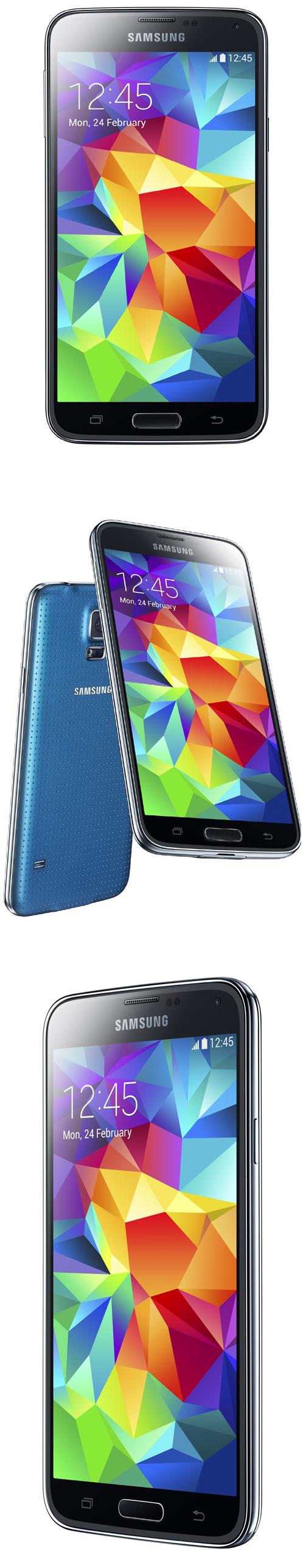 Le Samsung Galaxy S5 sera commercialisé le 11 avril en France