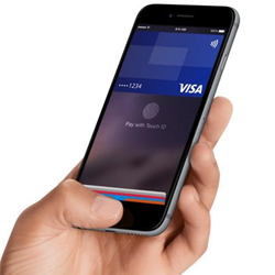 Apple Pay sera disponible en France avec Visa cet été