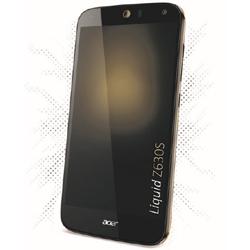 """Le smartphone Acer Liquid Z630S édition """" Gold """" est  disponible sur le marché français"""
