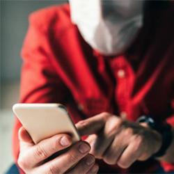 Le SMS est au cœur de la crise sanitaire