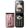 Le Sony Ericsson BeJoo by Dolce&Gabbana : un mobile plaqu� or 24 carats