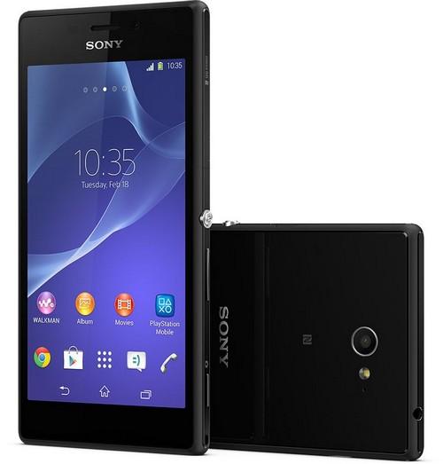 Le Sony Xperia M2 disponible chez NRJ Mobile