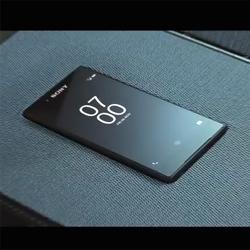 """Les derni�res technologies Sony con�ues pour James Bond ("""" Made For Bond """") : le smartphone Xperia Z5"""