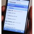 Le trafic data mobile devrait dépasser le trafic de la voix en 2011