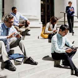 Cisco prévoit une hausse mondiale du trafic des données mobiles par 7 d'ici 2021