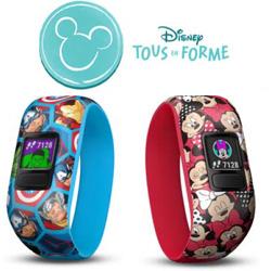 Garmin et Disney encouragent les enfants à se lancer des défis avec le vívofit jr. 2