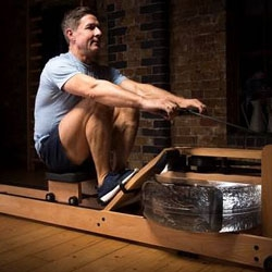 WaterRower lance l'application We-Row