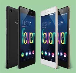 Wiko Fever : le smartphone phosphorescent