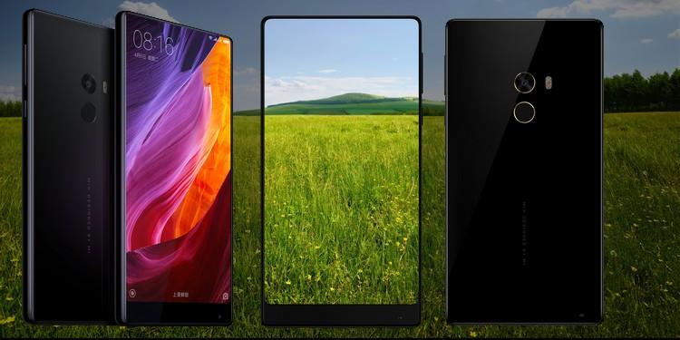 Xiaomi Mi Mix : un smartphone qui pourrait faire oublier le débat iPhone 7 vs Pixel XL ?