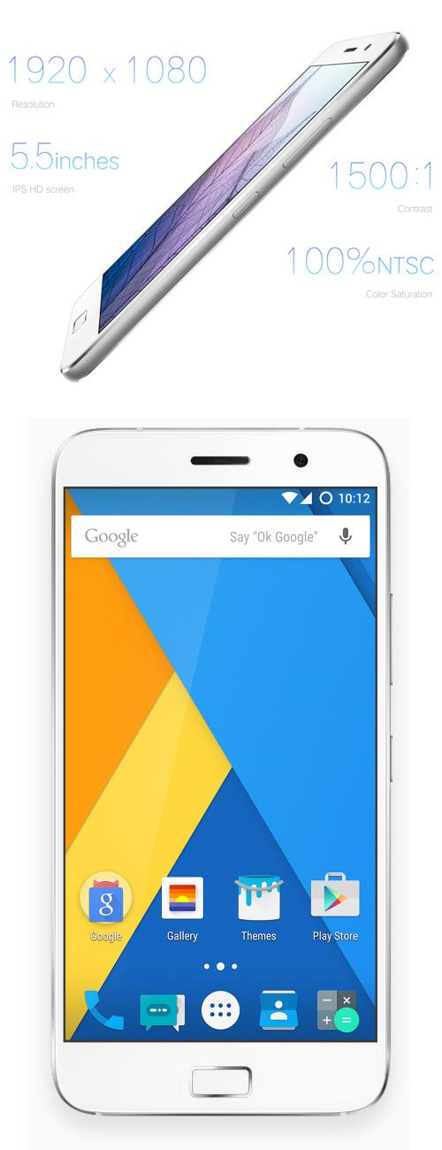 ZUK lance son smartphone Z1 en Europe