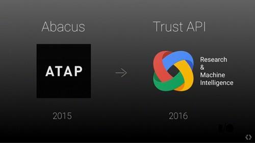 Les « trust scores » de Google remplaceront-ils les mots de passe ?