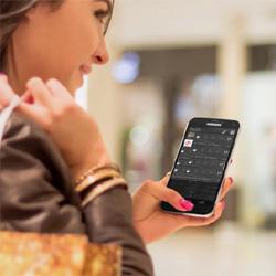 Les achats sur mobile continuent de grandir en 2015