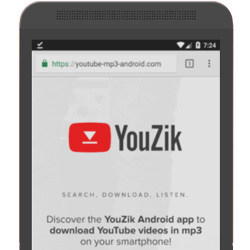 telecharger mp3 sur youtube android