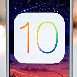 iOS 10 d'Apple