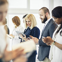Les appels Wifi depuis le mobile sont possible pour les abonnés Bouygues Telecom Entreprises