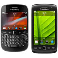 Les BlackBerry Torch 9860 et Bold 9900 d�barquent chez Bouygues Telecom