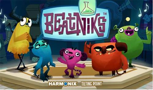 Les BeatNiks, les monstres de compagnie  sont arrivés sur iOS et Android