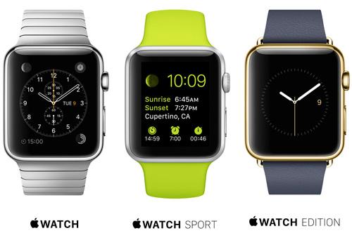 Les développeurs commencent à concevoir des applications pour l'Apple Watch
