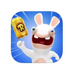 Lapins Crétins Crazy Rush est désormais disponible sur l'App Store et sur Google Play