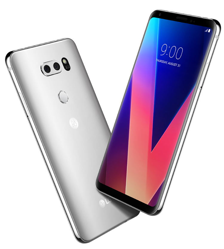 LG V30 : le nouveau smartphone haut de gamme du coréen LG