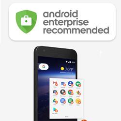 """Les moto g6 et moto z3 play reçoivent la certification """"Android Enterprise Recommended"""""""
