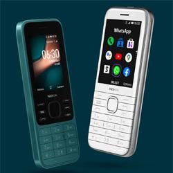 Les Nokia 6300 et 8000 sont de retour en version 4G