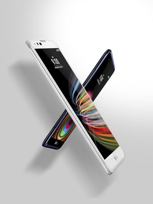 Quatre nouveaux smartphones de la gamme X signés LG