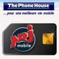 Les offres NRJ Mobile débarquent chez The Phone House
