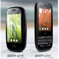 Les Palm Pre et Pixi en version Plus chez SFR