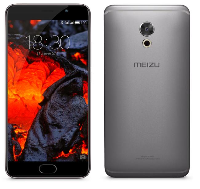 Meizu présente son nouveau smartphone Pro 6 Plus de 5,7 pouces