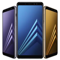 Samsung a décidé d'officialiser ses Galaxy A8 et A8+ avant le CES 2018