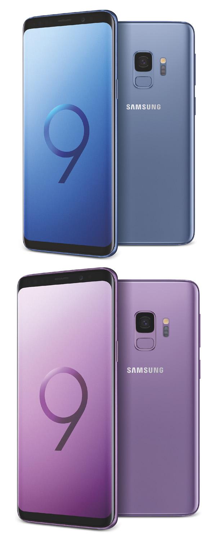 Les Samsung Galaxy S9 et S9+ seront disponibles le 16 mars prochain