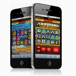 Les sites de casino mobile prennent le dessus au Canada
