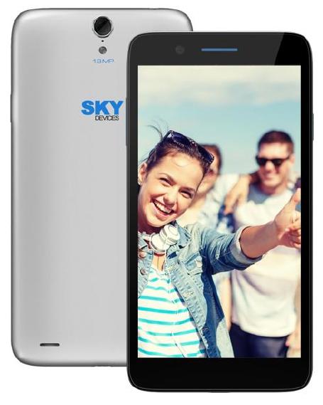 Les smartphones Sky Devices débarquent en France