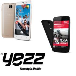 Les smartphones YEZZ ANDY 5 pouces élus Produit de l'Année 2016 par les consommateurs