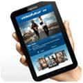 Les tablettes concurrencent l'usage de la t�l�vision et des PC en France
