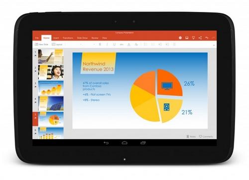Les applications de Microsoft pour Android seront préinstallées par Acer